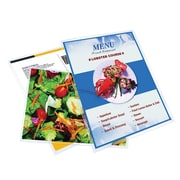 Royal Sovereign® 5 mil Thermal Laminating Pouch, Menu, 100/Pack (RF05MENU0100)