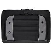"""Targus® TSS875 Drifter Sleeve for 15.6"""" Laptop, Black/Gray"""