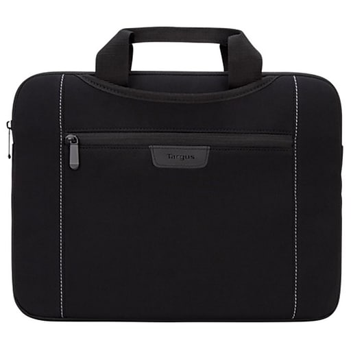 """Targus® TSS932 Slipskin™ Sleeve for 14"""" Laptop, Black"""