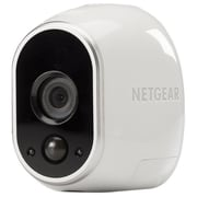 Netgear® Arlo™ Wire-Free VMC3030-100NAS Wireless Indoor/Outdoor Security Camera, Night Vision, White