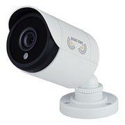 Night Owl CAM-HDA10W-BU Wired Indoor/Outdoor Bullet Security Camera, Night Vision, White
