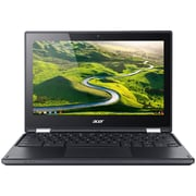 "Acer™ 14 CP5-471-581N 14"" Chromebook, LCD-LED, Intel i5-6200U, 32GB Flash, 8GB RAM, Chrome, Black/Silver"