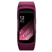 Samsung Gear Fit 2 Large Activity Tracker, Pink (SM-R3600ZIAXAR)