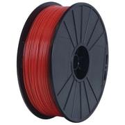 Flashforge™ 3D-BUM-DABSRD-E Bumat Elite Dreamer Series Dremel Red ABS Filament for 3D Printers