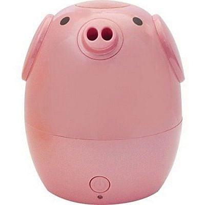 Greenair® Rosie Creature Comforts Essential Oil Diffuser, 200 ml, Pig/Pink (527)