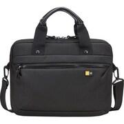 "Case Logic® BRYA111BLACK Bryker Polyester Carrying Case for 11.6"" Notebook, Black"