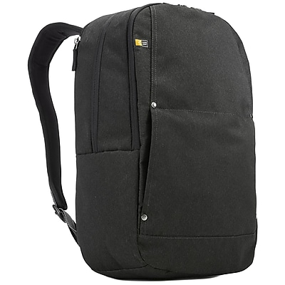 Case Logic® HUXDP115BLACK Huxton Daypack Polyester Laptop Bag for 15.6