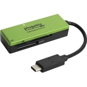 Plugable® USBC-FLASH3 USB Type C Flash Memory Card Reader