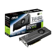 ASUS® TURBO-GTX1070-8G NVIDIA GeForce GTX 1070 8GB RAM Graphic Card