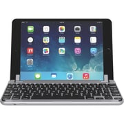 "BRYDGE BRY5002 BrydgeMini Aluminum Bluetooth Keyboard for 7.9"" Apple iPad mini 1/2/3, Space Gray"