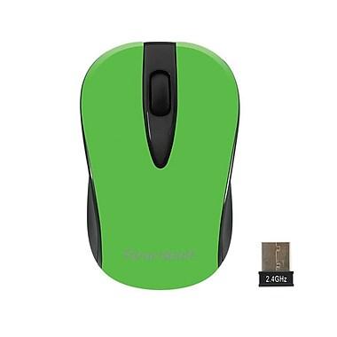 Gear Head™ Optical Wired/Wireless Nano Mouse, Neon Green (MP2100N)
