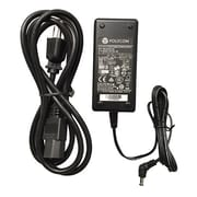 Polycom® 2200-17670-001 AC Power Adapter for SoundPoint IP Series IP Phones, 5/Pack