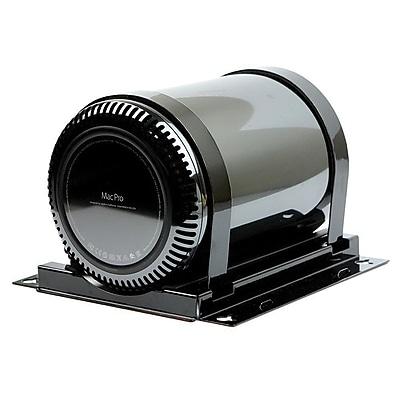 Rocstor® Rocmount Pro-M DM Desk/Rack Mount for Single Mac® Pro, Black (Y100DM-01)