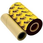 """Wasp® Thermal Transfer Wax-Resin Ribbon, 3.26"""" x 820' (633808431198)"""