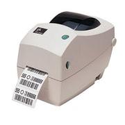 Zebra® 203 dpi Monochrome Thermal Transfer Label Printer, 7