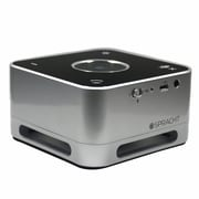 Spracht MCP-3030 Conference Mate Combo Bluetooth/USB Speaker, Silver
