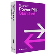 Nuance® Power PDF Standard 2.0 Software, 5-User, Windows, DVD (AS09A-GP3-2.0)