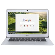 "NEW Acer® CB3-431-C5FM 14"" Chromebook (Intel® Celeron®, 32GB Internal Storage, 4GB LPDDR3, Intel® HD Graphics)"