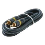 Steren 254-135bl RCA A/V Cable (75ft)