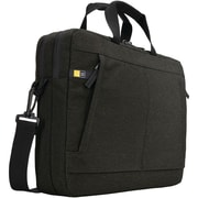 "Case Logic ® Huxton Black Polyester 15"" - 16"" Laptop Bag (HUXB115)"