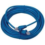 RCA 25' Cat5e RJ-45 Male/Male Network Cable, Blue