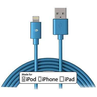 Press Play Lightning® To USB Cable, 10ft