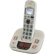 Clarity 59465.001 DECT 6.0 Extra-loud Big-button Speakerphone With Talking Caller ID And Extra Handset