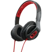 Soul 81970452 Transform Superior-active-performance On-ear Headphones (fire Red)