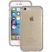 Speck 73684-5636 iPhone® 6/6s Candyshell® Case (gold Glitter/clear)
