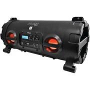 Pyle Pro Pbmspg130bk Portable Bluetooth® Boom Box Speaker (black)