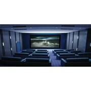 "Cirrus Screens Cs-135ss178g3 Stratus Series 16:9 Fixed-frame Screen (135"", Slate Gray)"