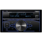 Boss Audio 850brgb Double-DIN In-dash CD AM/FM/mp3 Receiver With Bluetooth®