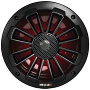 "Mb Quart Nautic Series 6.5"" 120-watt 2-way Coaxial Speaker System With Matte Black Finish (with Led Illumination)"