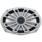 """Mb Quart Nk1-169 Nautic Series 6"""" X 9"""" 140-watt 2-way Coaxial Speaker System (not Illuminated)"""