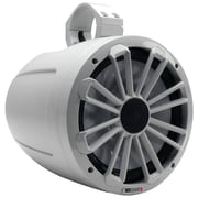 Mb Quart Nautic Series 2-way Wake Tower Speaker With Dove Gray Finish and Mounting Hardware, 8""