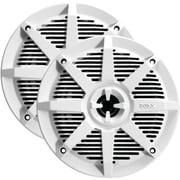 """Boss Audio Mr52w 2-way Full-range Marine Speakers (5.25"""", White)"""