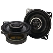 "Crunch Cs4cx Cs Series Speakers (4"", Coaxial, 200 Watts Max)"