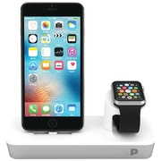 Press Play Ppodmmfi/slv Apple Watch®/iphone®/ipod® Mini Onedock Powerstation With Lightning® Dock