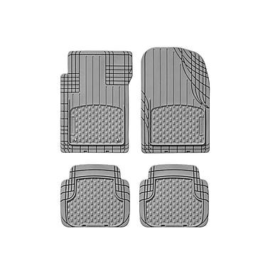 WeatherTech® - Ensemble de 4 tapis universels AVM (All Vehicle Mat) prêts à couper, gris
