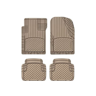 WeatherTech® - Ensemble de 4 tapis universels AVM (All Vehicle Mat) découpables à la forme