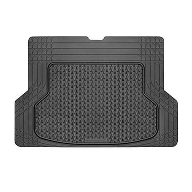 WeatherTech® – Tapis de coffre universel AVM (All Vehicle Mat) pour voiture, VUS et mini-fourgonnette, noir
