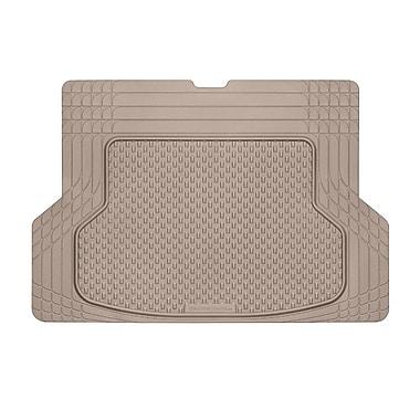 WeatherTech® – Tapis de coffre universel AVM (All Vehicle Mat) pour voiture, VUS et mini-fourgonnette, beige
