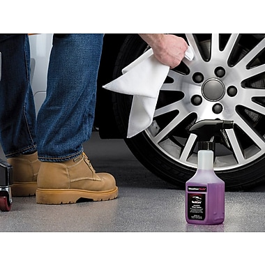 WeatherTech® – Produit nettoyant sans acide TechCare® pour roues, bouteille de 15 oz