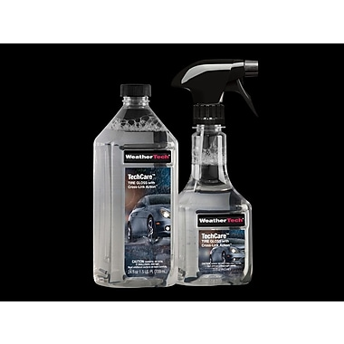 WeatherTech® – Brillant TechCare® Tire Gloss avec action réticulaire