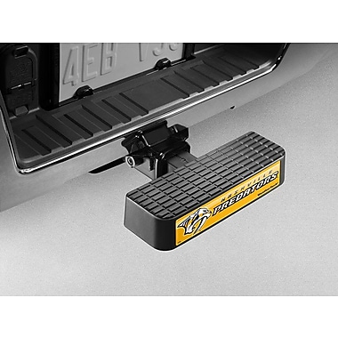 WeatherTech® BumpStep® Hitch Mounted Step & Bumper Protection, NHL® Nashville Predators