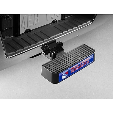 WeatherTech® BumpStep® Hitch Mounted Step & Bumper Protection, NHL® New York Rangers