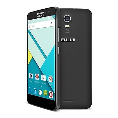 BLU – Téléphone intelligent déverrouillé Studio C HD de 5 po, 8 Go, Android, noir (2BLUS090QQBLA01)