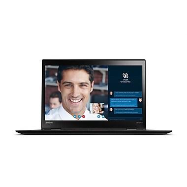 Lenovo - Portatif ThinkPad X1 Carbon 14 po, Intel i5-6300U 2,4 GHz, 8 Go RAM, SSD 256Go, Windows 7 Pro (20FB004JUS)