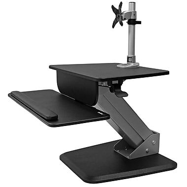 StarTech – Poste de travail assis/debout à simple moniteur (BNDSTSPIVOT)
