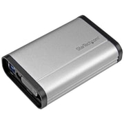 StarTech USB 3.0 Capture Device for High-Performance DVI Video, 1080p, 60 fps, Aluminum (USB32DVCAPRO)